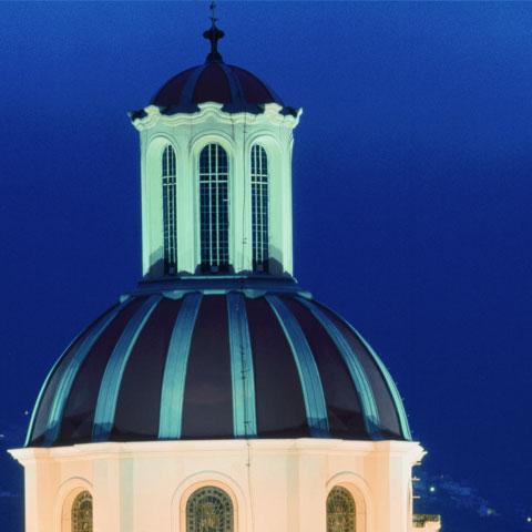 cupula iglesia concepcion la orotava