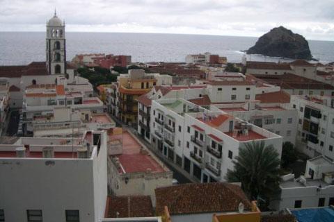 Núcleo urbano de Garachico