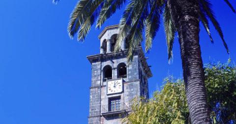 Torre de la Concepción, en La Laguna