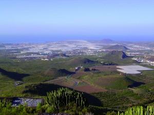 Campo de volcanes, San Miguel