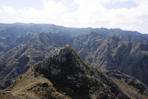 Roque de Los Pinos, La Laguna