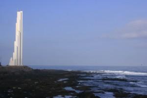 Zona intermareal, La Laguna