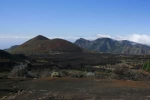Malpaís, Santiago del Teide