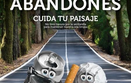 El Cabildo de Tenerife, a través del área de Carreteras y Paisaje, pone en marcha la segunda fase de la campaña Carreteras limpias: un gesto por el paisaje de Tenerife, una iniciativa que pretende sensibilizar a la ciudadanía que usa a diario las carreteras insulares de la importancia de contribuir a mantener limpias las vías […]
