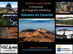 Convocado el II Concurso de Fotografía Volcánica de Canarias de la Asociación Volcanes de Canarias