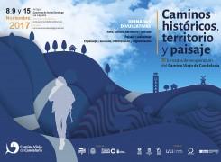 """El Cabildo organiza las jornadas """"Caminos históricos, territorio y paisaje""""."""