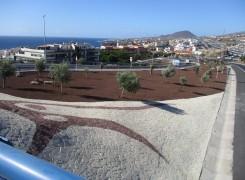 El Cabildo intensifica su plan de conservación y mejora del paisaje en los entornos de las carreteras