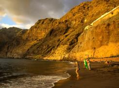Conociendo los paisajes costeros de Tenerife